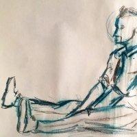 Dr Sketchy Partner Drawing