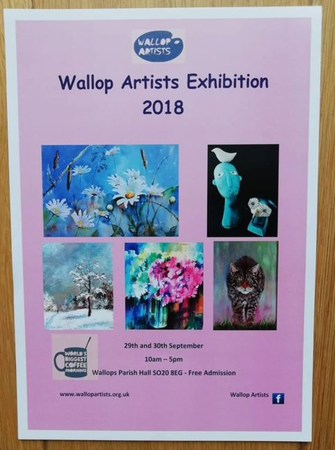Wallop Artists Annual Art Exhibition